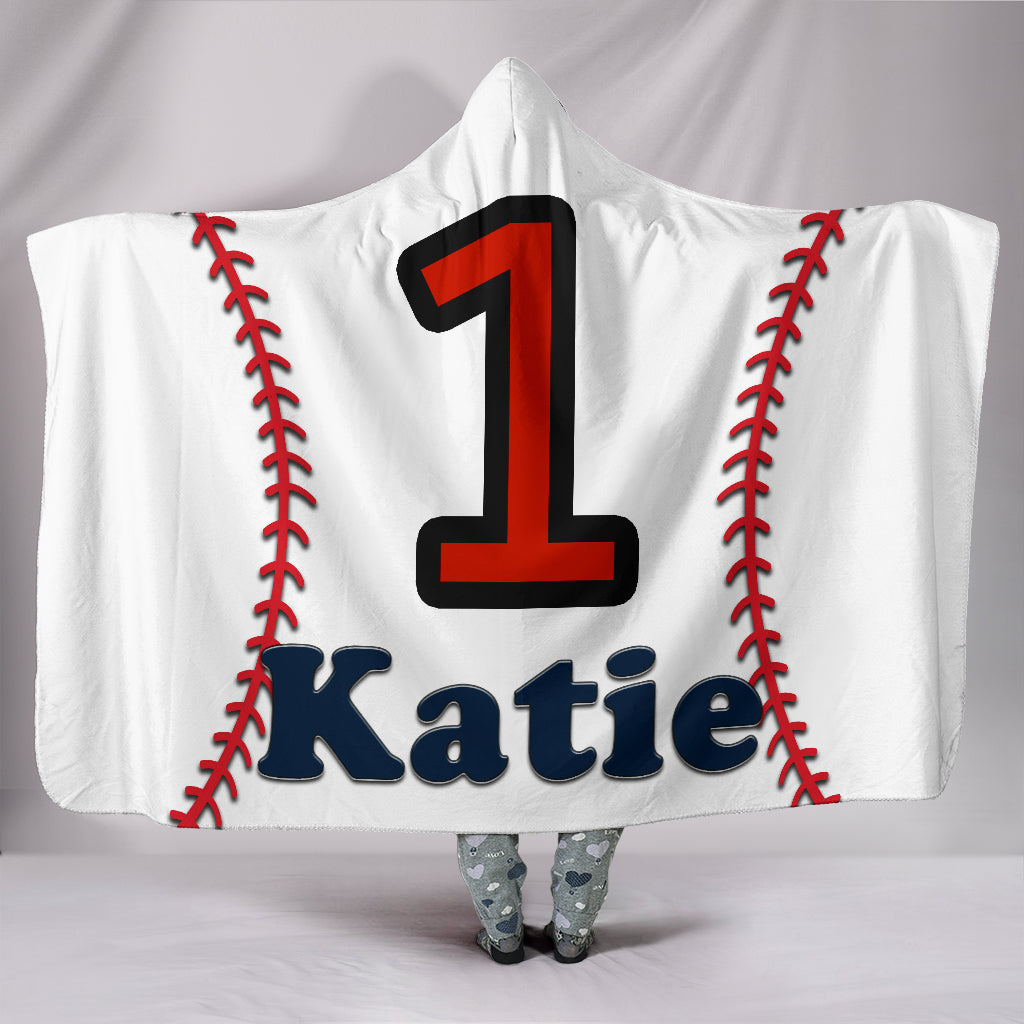 draft personalized hooded blanket 5602