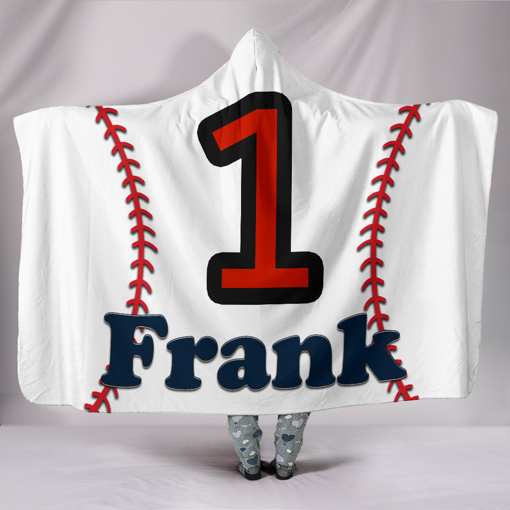 draft personalized hooded blanket 5549
