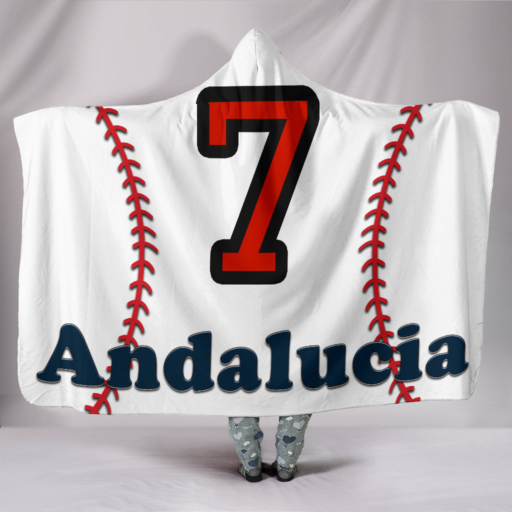 draft personalized hooded blanket 6787