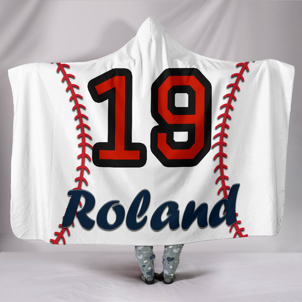 draft personalized hooded blanket 4445