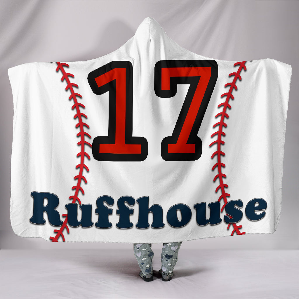draft personalized hooded blanket 6570