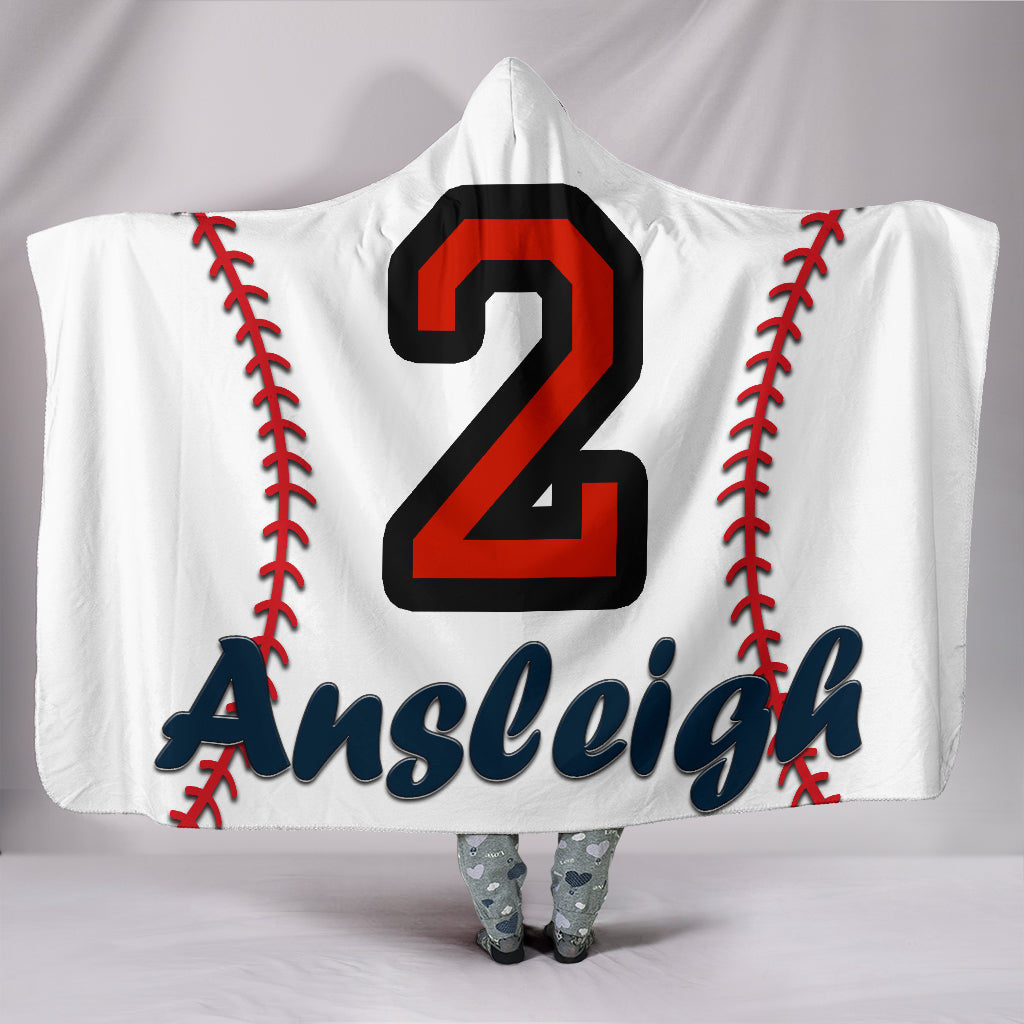 draft personalized hooded blanket 4756