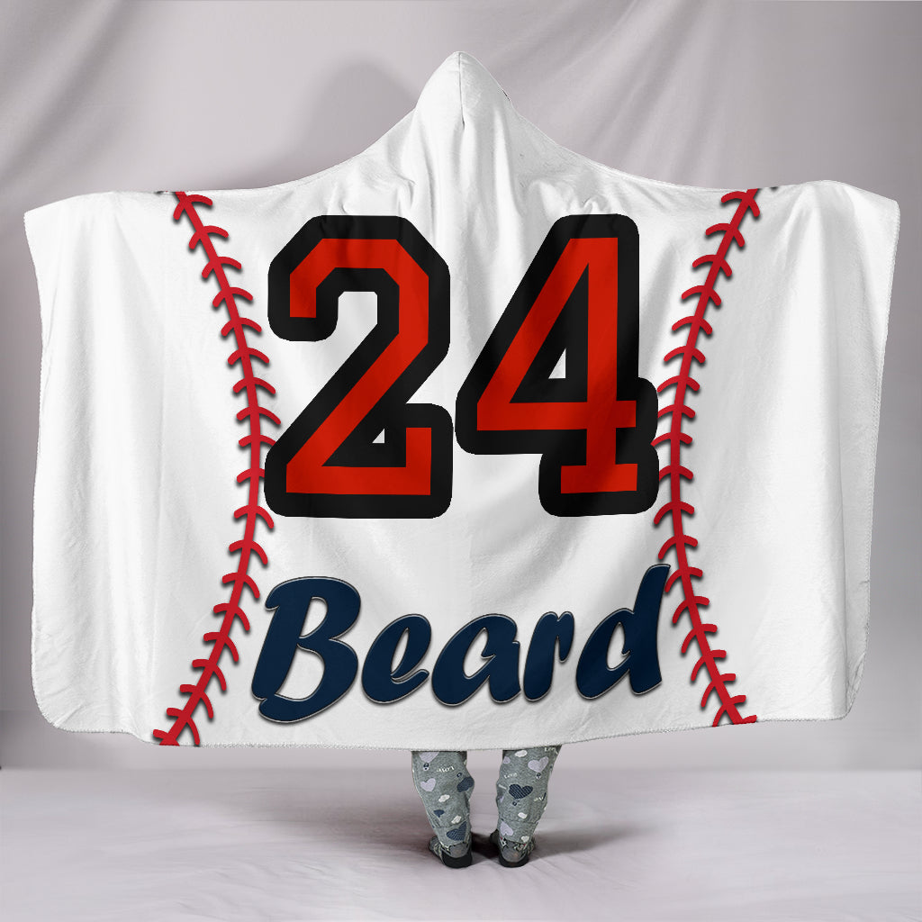 draft personalized hooded blanket 4283
