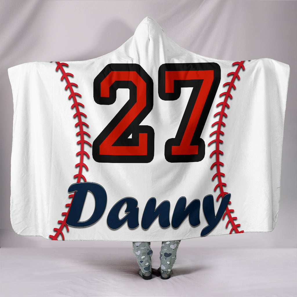 draft personalized hooded blanket 4598
