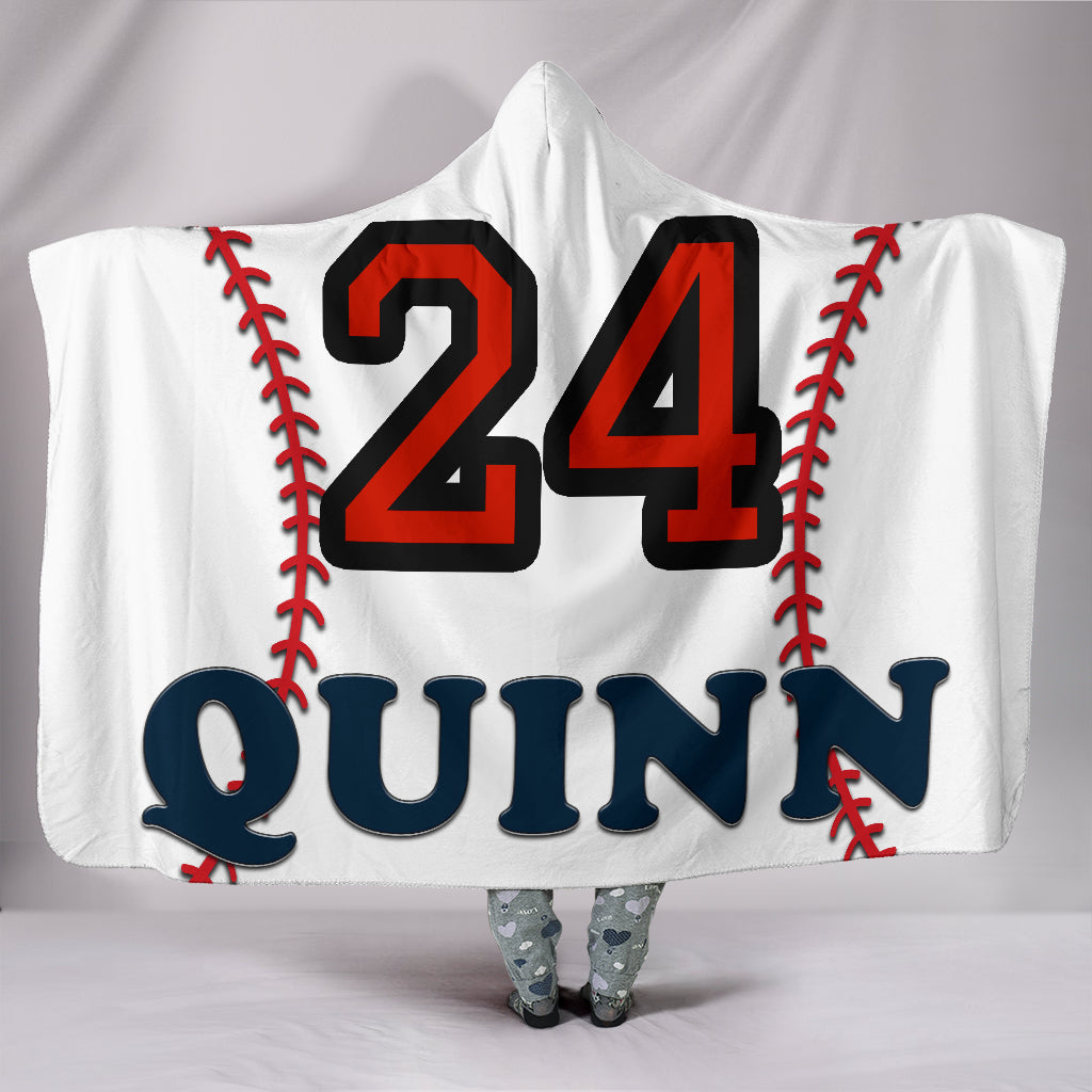 draft personalized hooded blanket 4943
