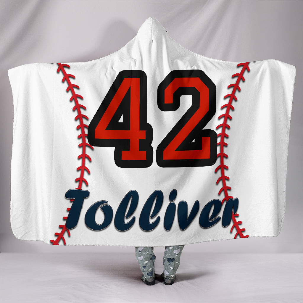 draft personalized hooded blanket 4691