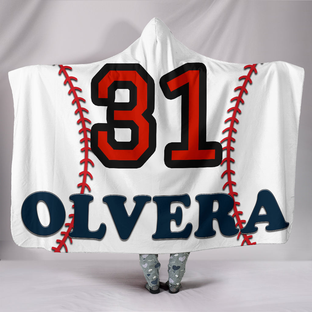 draft personalized hooded blanket 6965