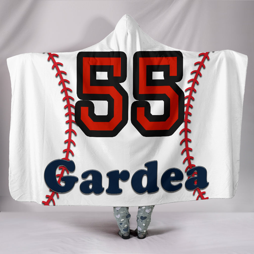 draft personalized hooded blanket 6386