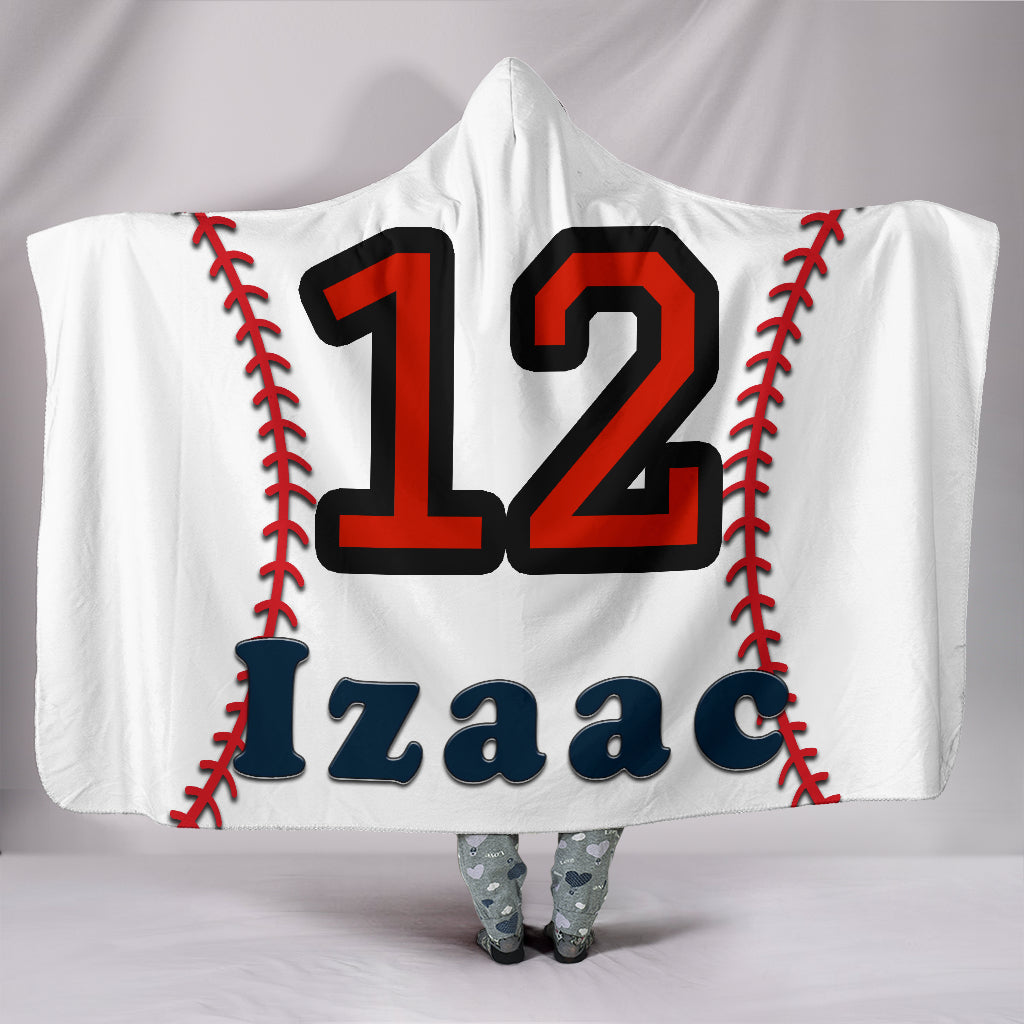 draft personalized hooded blanket 4872