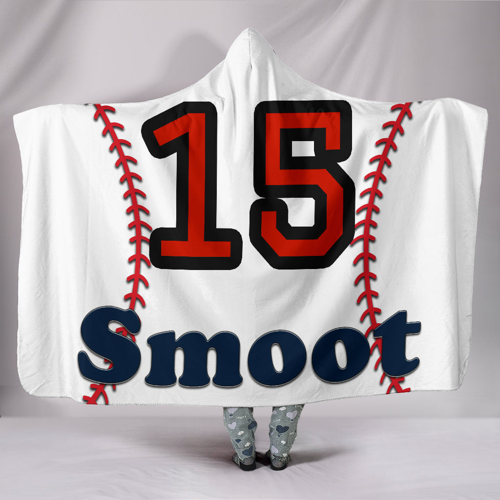 draft personalized hooded blanket 6334