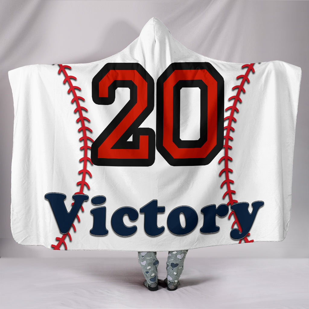 draft personalized hooded blanket 5888