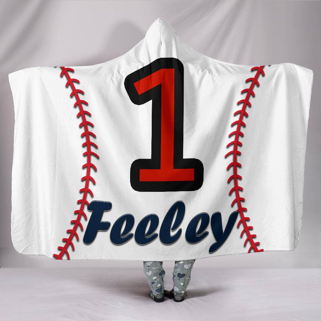 draft personalized hooded blanket 5414
