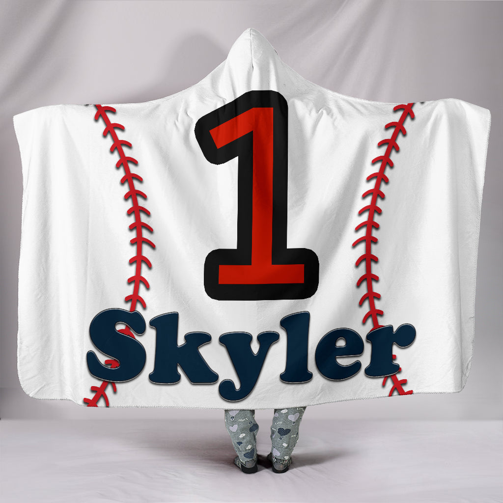 draft personalized hooded blanket 4836