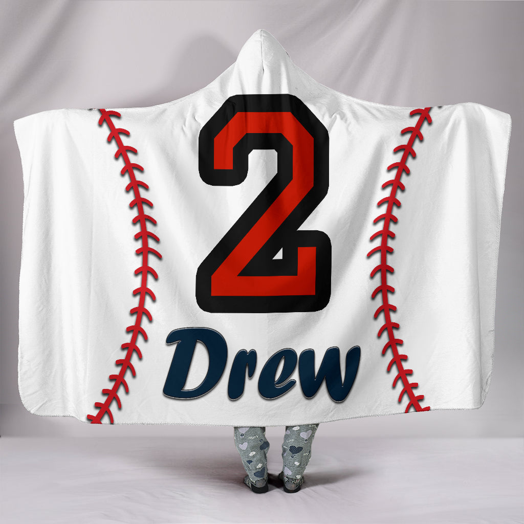 draft personalized hooded blanket 4708