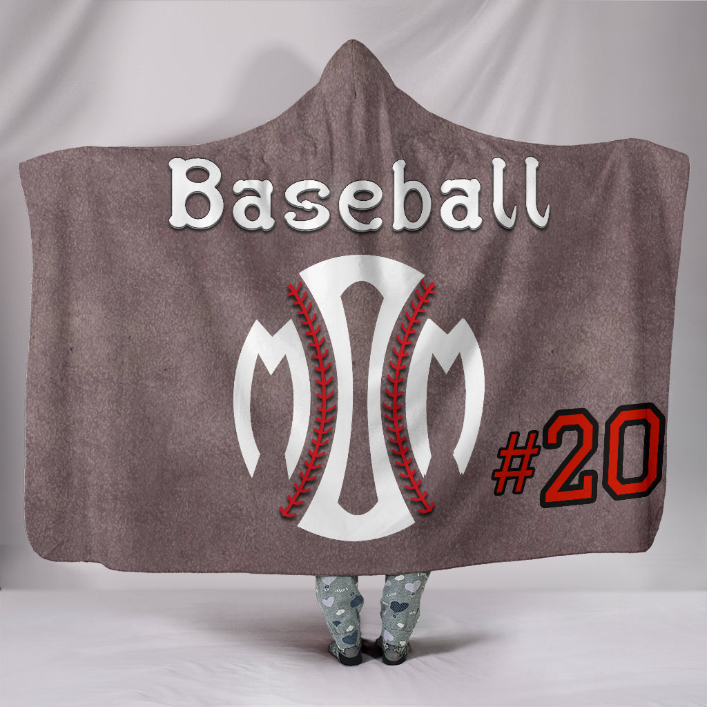 draft personalized hooded blanket 4712