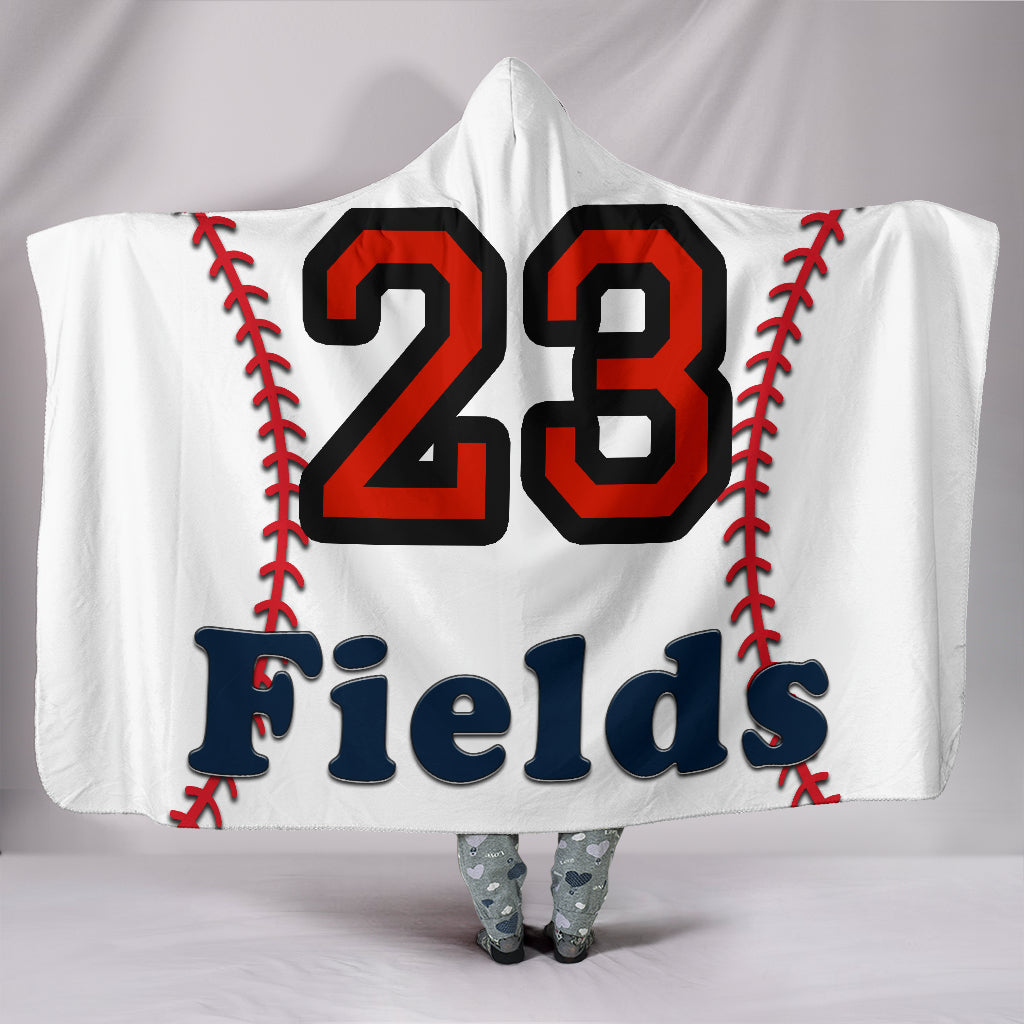 draft personalized hooded blanket 5303