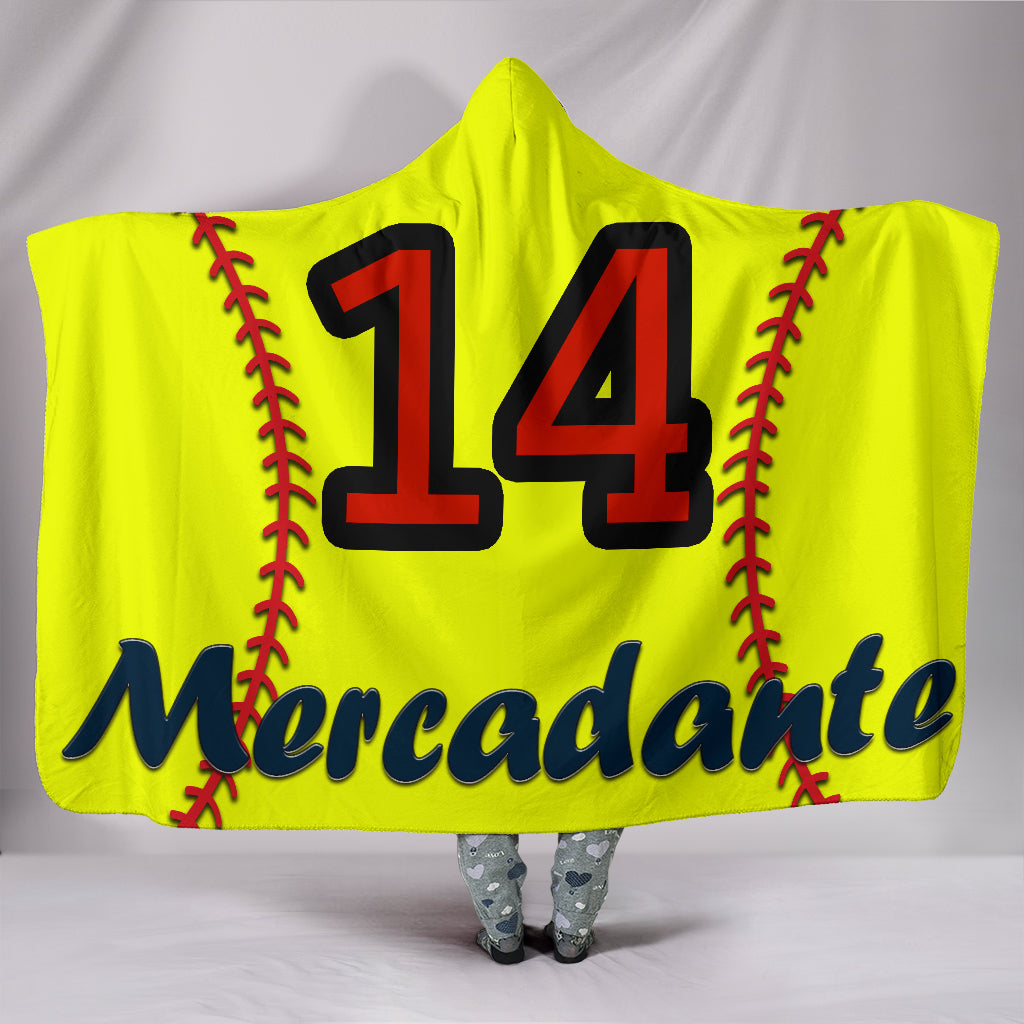 draft personalized hooded blanket 4830