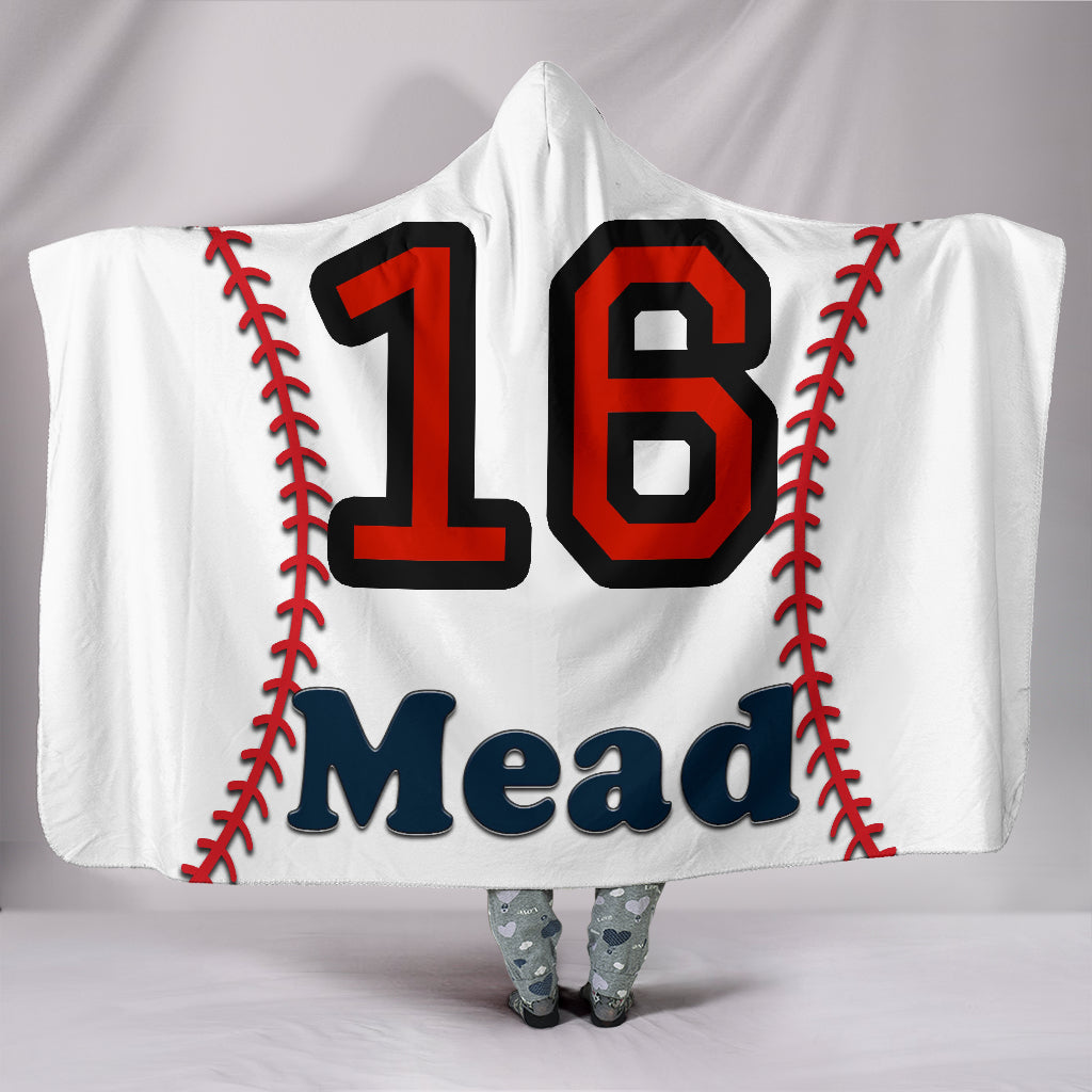 draft personalized hooded blanket 6781