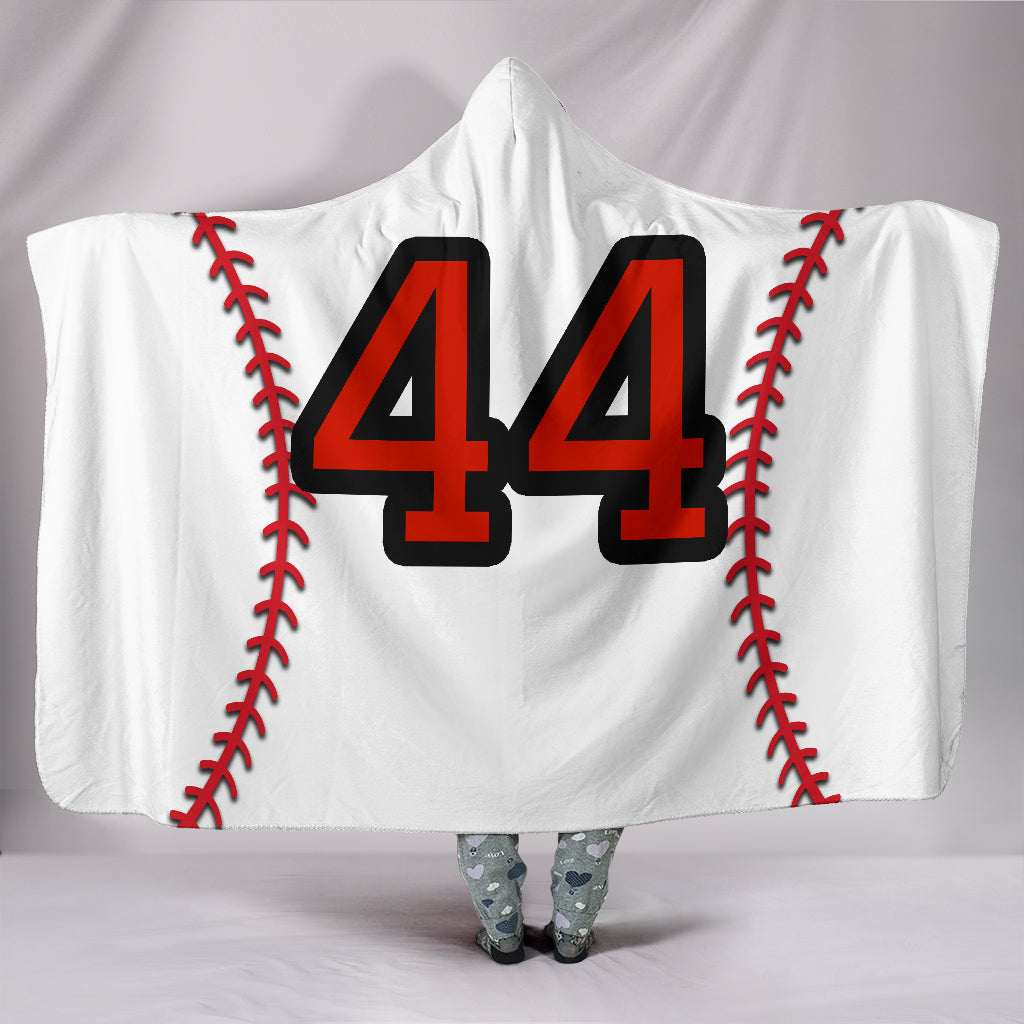 draft personalized hooded blanket 4521