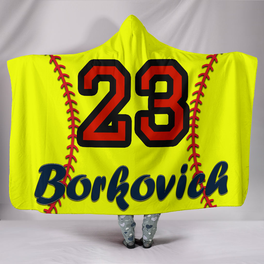 draft personalized hooded blanket 4291_1