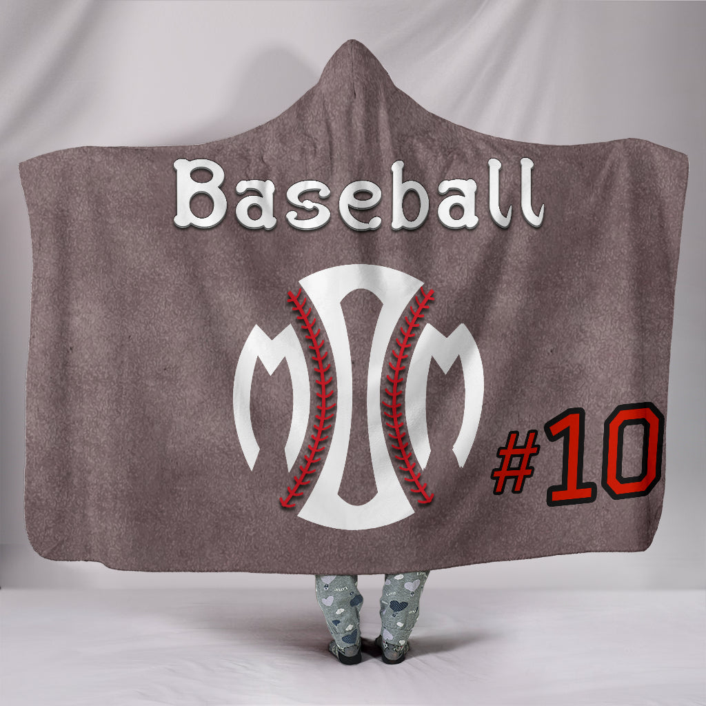 draft personalized hooded blanket 4266