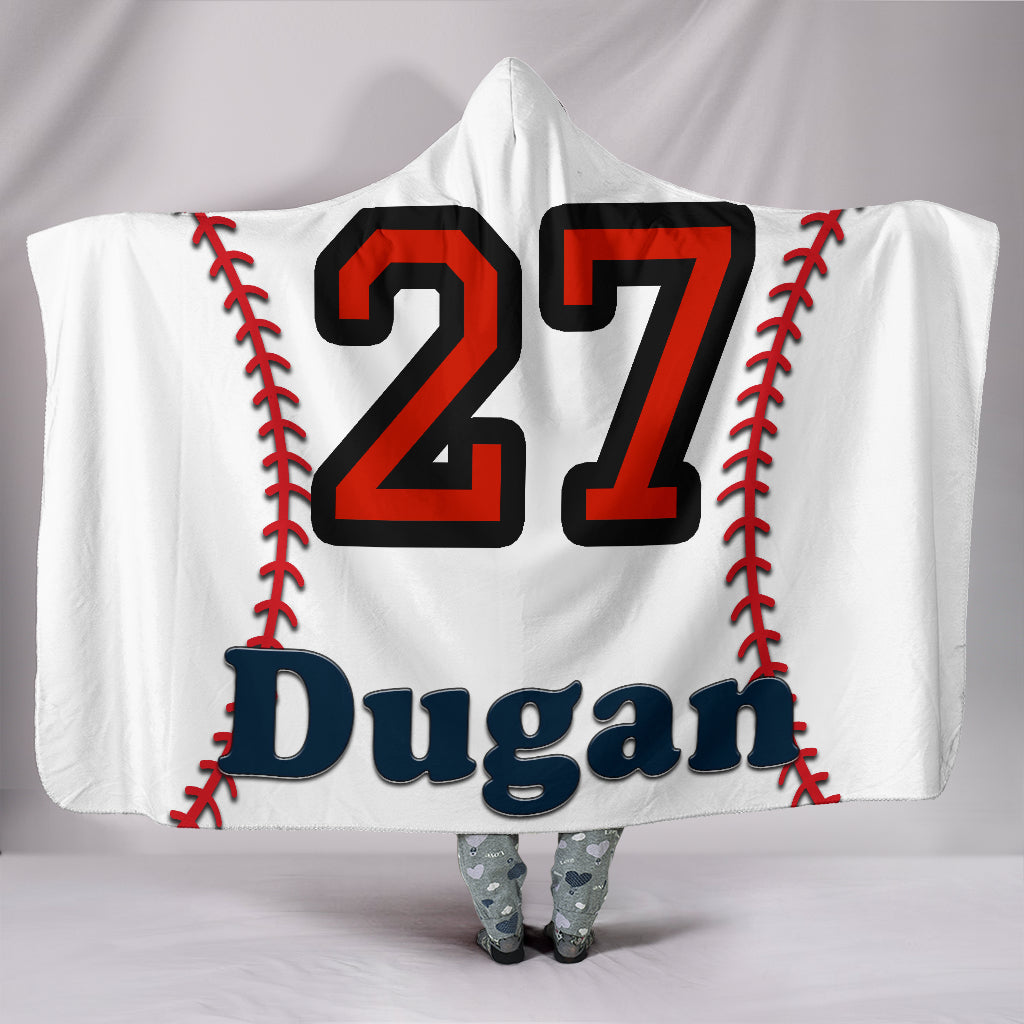 draft personalized hooded blanket 5151