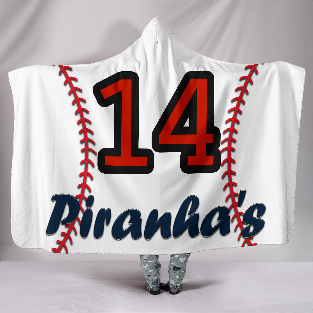 draft personalized hooded blanket 4452