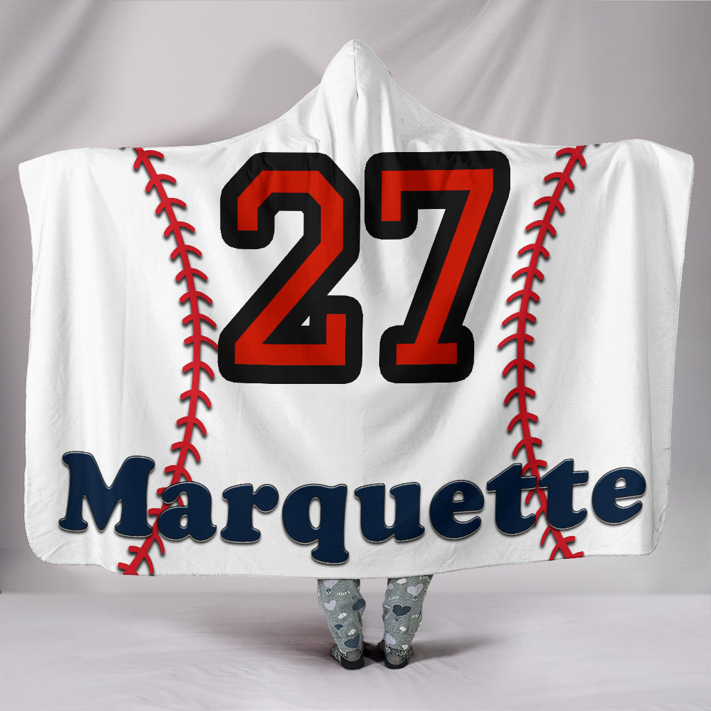 draft personalized hooded blanket 5863