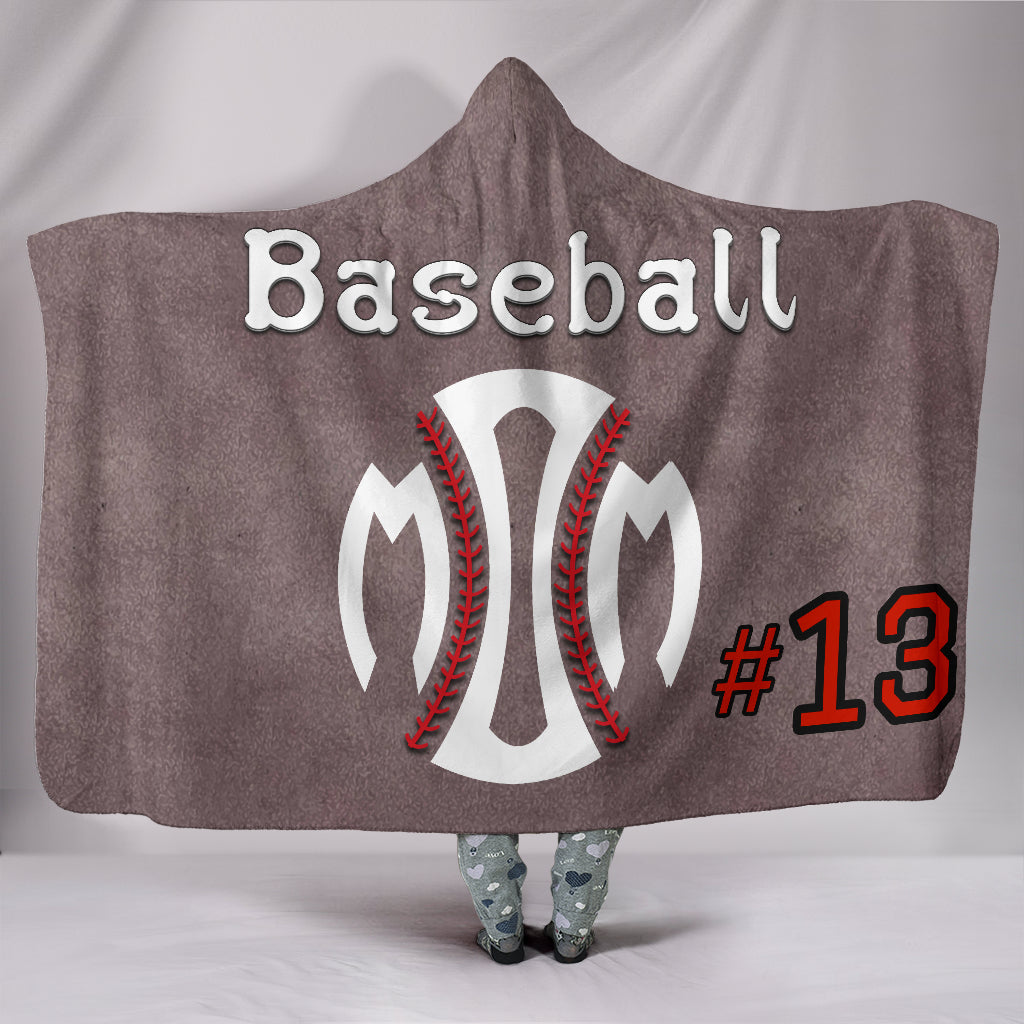 draft personalized hooded blanket 4861