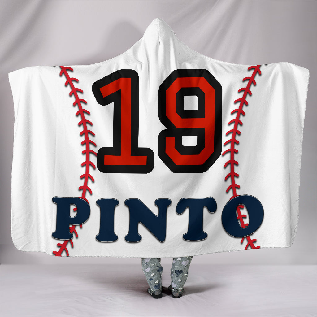 draft personalized hooded blanket 4486