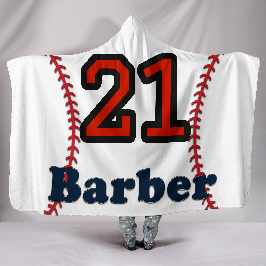 draft personalized hooded blanket 5554
