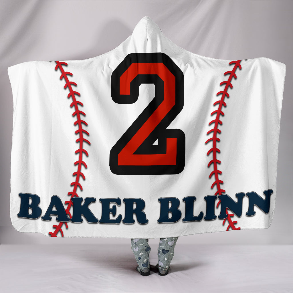 draft personalized hooded blanket 4617
