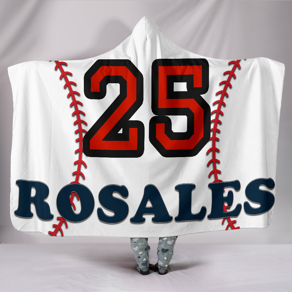 draft personalized hooded blanket 6756