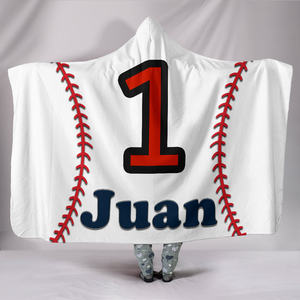 draft personalized hooded blanket 5568