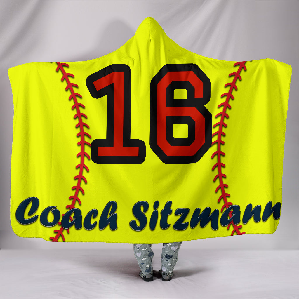 draft personalized hooded blanket 4614