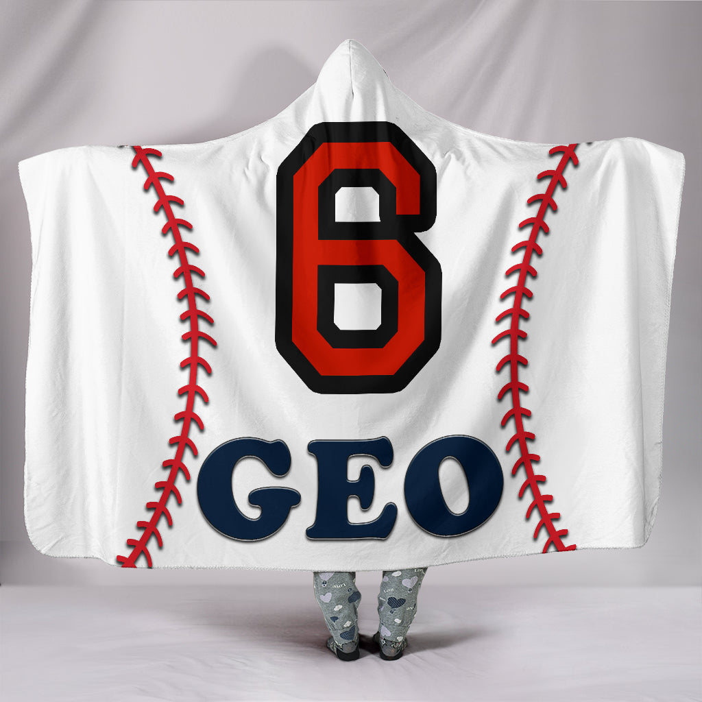 draft personalized hooded blanket 6392