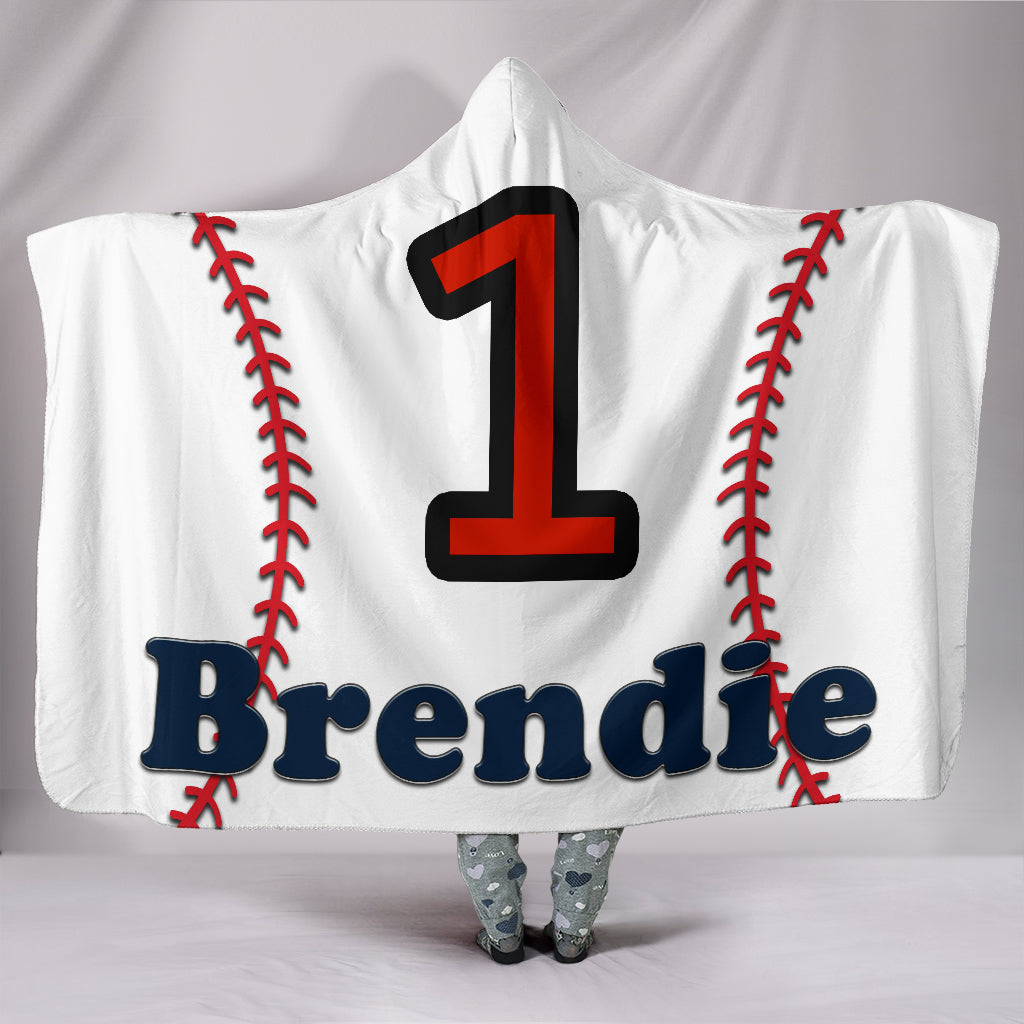 draft personalized hooded blanket 6056