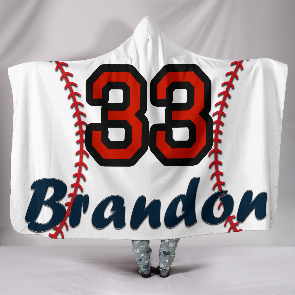 draft personalized hooded blanket 4704