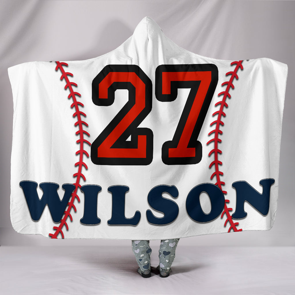 draft personalized hooded blanket 4280