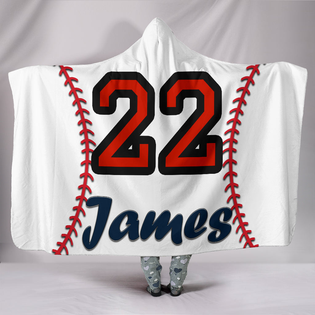 draft personalized hooded blanket 4480