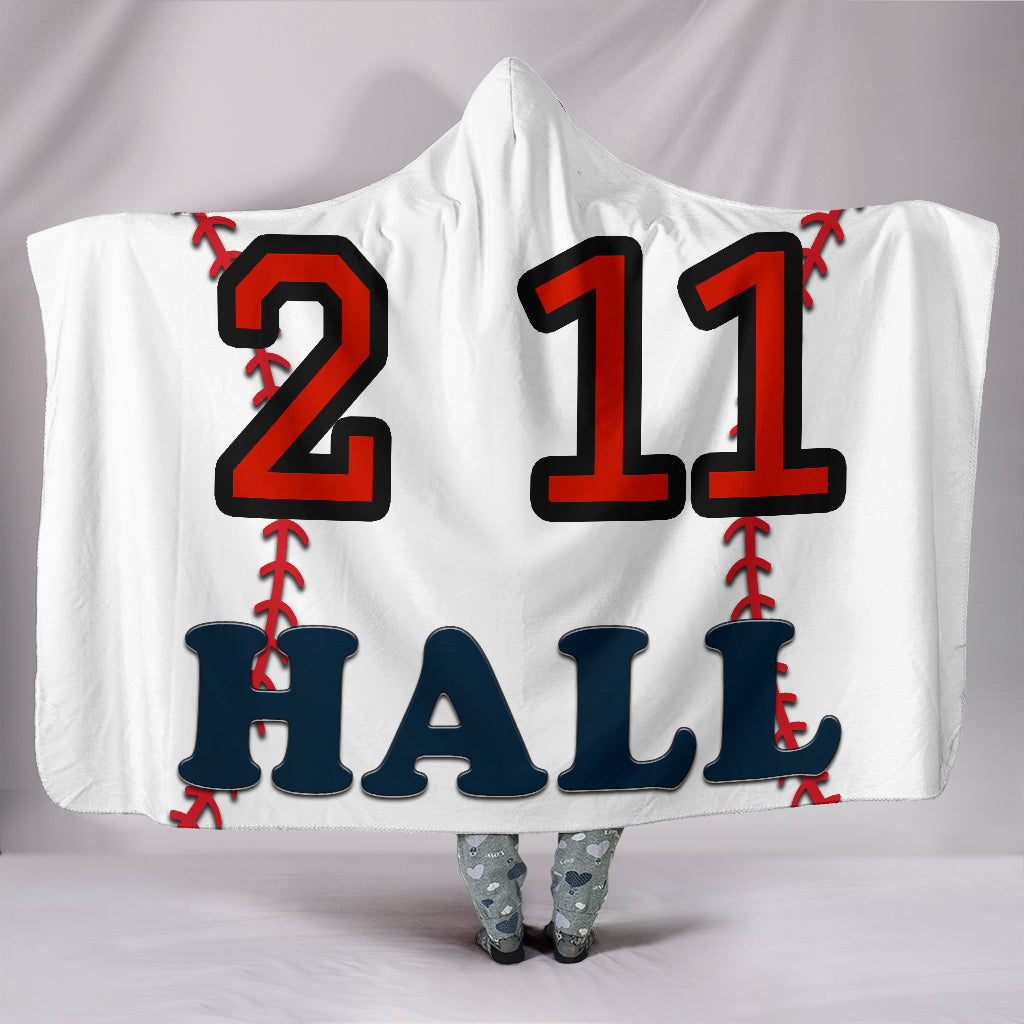 draft personalized hooded blanket 6415