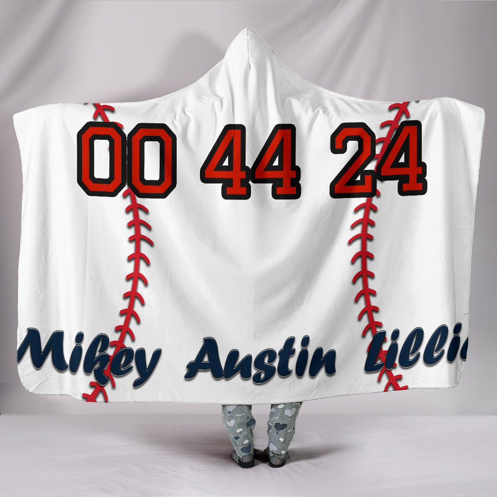 draft personalized hooded blanket 4447