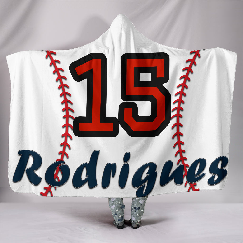 draft personalized hooded blanket 4718