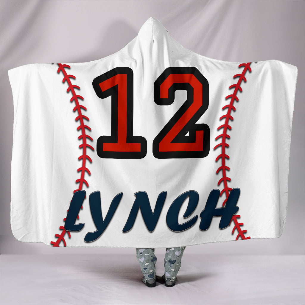 draft personalized hooded blanket 5008