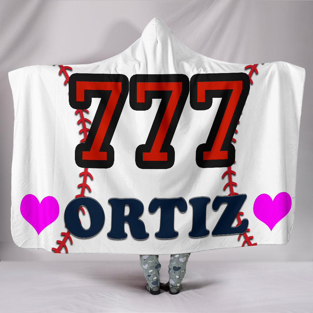 draft personalized hooded blanket 6262