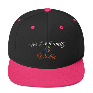 Snapback Hat for Daddy