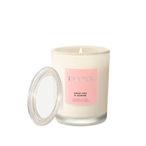 Ecoya Metro Jar Candle - Various Fragrances