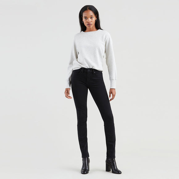 Levis 311 Shaping Skinny Jeans - Ultra Black