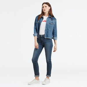 Levis 311 Shaping Skinny Jeans - Paris Fade