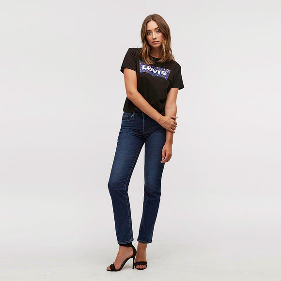 Levis 314 Shaping Straight Jeans - Paris Nights